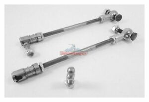 Steinjager-Quick-Disconnect-Rear-Sway-Bar-End-Links-4-034-Lift-Jeep-TJ-J0031040