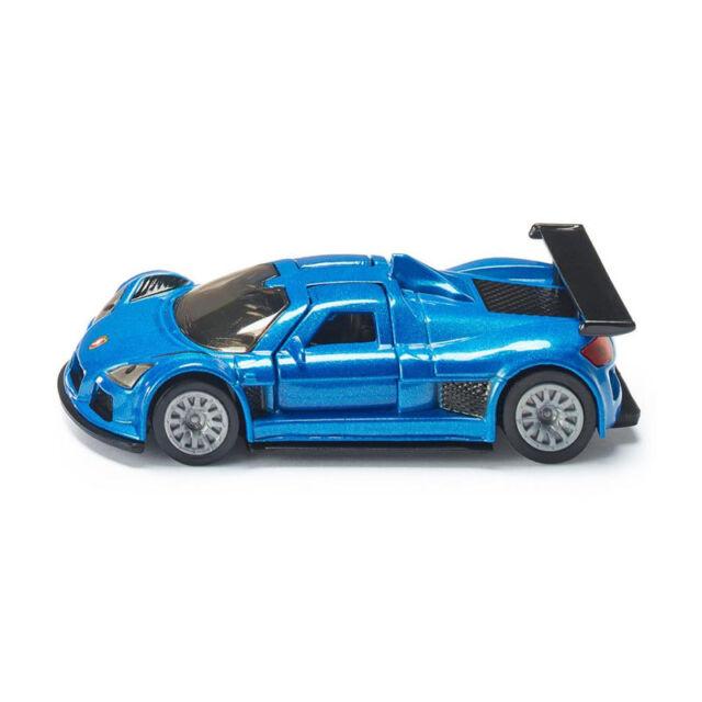 Siku 1444 GUMPERT APOLLO Blu Metallico (blister) MODELLINO AUTO NUOVO! °