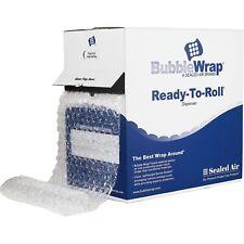 Sealed Air High Performance Air Cap Bubble Wrap Clear 12 X 100ft Sel48561