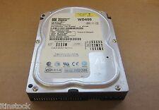 Western Digital Wd400eb-00cpf0 40gb Ide mejorados Disco Duro Interno 7200 Rpm
