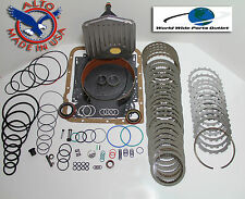 TH700R4 Rebuild Kit Heavy Duty HEG LS Kit Stage 3 w/3-4 Power Pack 1987-1993