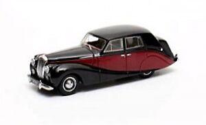 Daimler-DB18-Hooper-Empress-Back-Red-1951