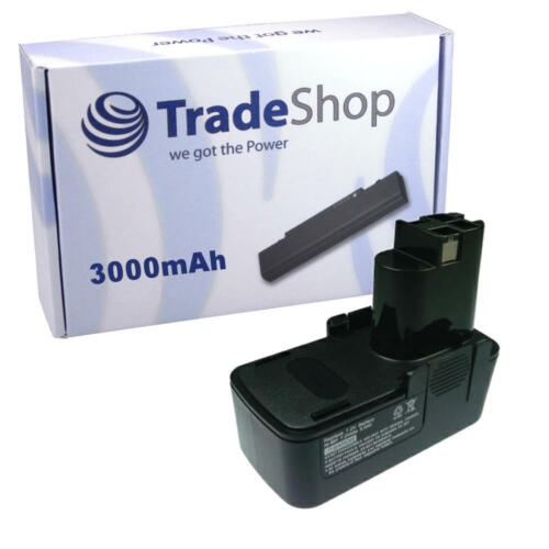 Batterie pour Bosch GSR 7,2 vpe2 psr 7,2 ves2 7,2ve2 7,2ves2