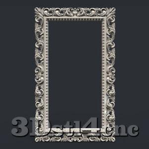 3D-STL-Model-for-CNC-Router-Carving-Machine-Frame-Relief-Artcam-aspire-Cut3D