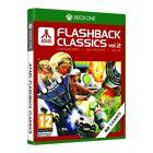 Xbox One Game Atari Flashback Classics Vol. Volume 2 Mit 50 Spielen