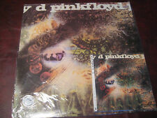 PINK FLOYD SAUCERFUL OF SECRETS LIMITED JAPAN  2001 Replica CD + VINYL LP COMBO