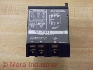 Allen-Bradley-700-PSAA1-Timer-Module-700PSAA1-Series-A