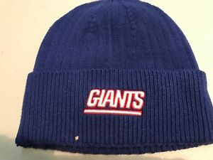 NEW-YORK-GIANTS-NFL-MITCHELL-AND-NESS-CUFF-WINTER-KNIT-HAT-FREE-SHIPPING