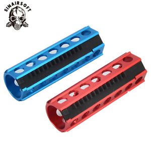 MA-14-Steel-Half-Teeth-Aluminium-Piston-for-Airsoft-AEG-Ver-2-3-Gearbox-series