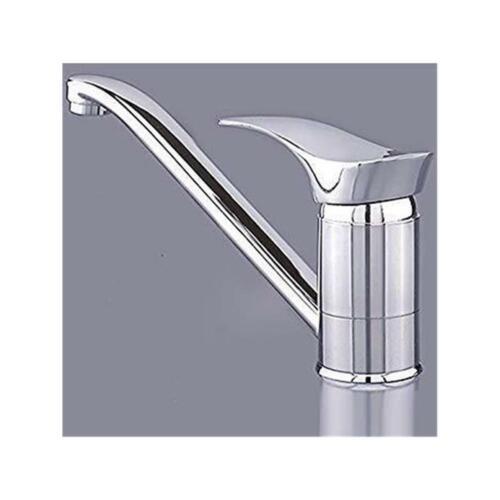 Low Pressure Kitchen Faucet Tap Designer Chrome Chrome Kitchen Swivel