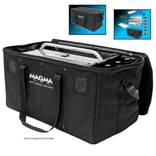 Magma A10-1293 Padded Grill Carrying /& Storage Case Monterey BBQ Boat RV Grill