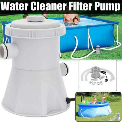 Filterpumpe Sandfilteranlage Poolpumpe Becken Pool Sand Filteranlage 220V EU