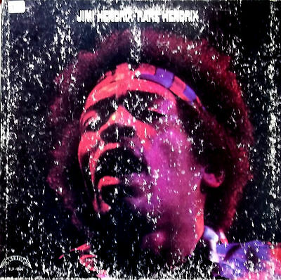 JIMI HENDRIX Rare Hendrix LP G/F Sleeve US Trip TLP 9500 Excellent