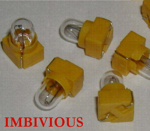 Package of 20 qty SMD50A lamps used for many GM instrument panel repairs.