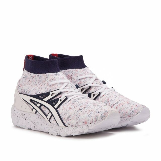 finest selection 2cb60 1daad ASICS Tiger Gel-kayano Trainer Knit MT Men's Cross Training SNEAKERS 8 (new)