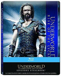 Underworld-La-Ribellione-Dei-Lycans-Ediz-Lim-Blu-Ray-SteelBook-Nuovo