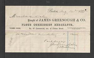 1875-JAMES-GREENOUGH-amp-CO-FLOUR-COMMISSION-MERCHANTS-BOSTON-MASS-BILLHEAD
