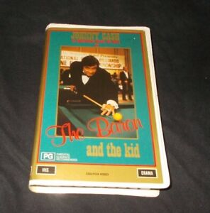 The-Baron-and-the-Kid-VHS-PAL-BIG-BOX-EX-RENTAL-Johnny-Cash