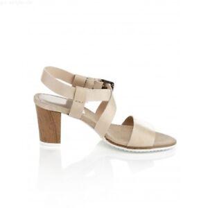 Schuhe Damenschuhe Sandalette Sandale Qualität Leder Otto Kern Gr 38