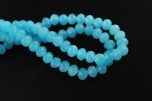 200pcs-2x3mm-Faceted-Rondelle-Crystal-Glass-Loose-Spacer-Beads-Jade-Sky-Blue