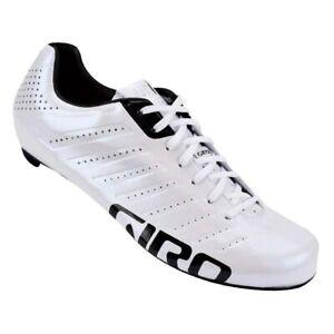 Giro Empire SLX Road Cycling Shoe - White/Black