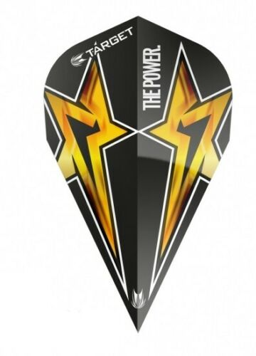 Weitere Sportarten Flights Target POWER STAR BLACK Flight Vapor Generation 3