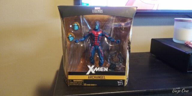 Hasbro Marvel Legends X-Men Series Archangel 6in Action Figure