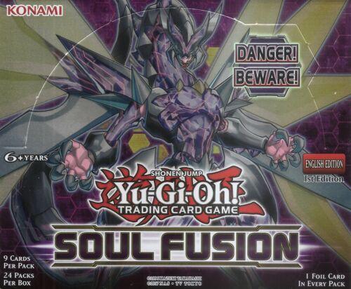 Yugioh Orcustrion SOFU-EN045 Ultra Rare 1st Edition