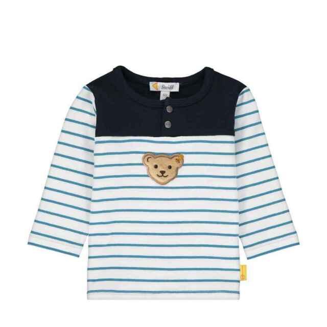 Steiff Baby-Jungen Langarmshirt