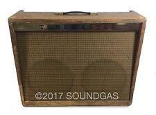 TONEMASTER/MAGNATONE CUSTOM 260 * manutenzione * Vintage Valve Amplificatore/Amplificatore