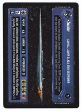 SWCCG Star Wars CCG • Executor SUPER Star Destroyer • DAGOBAH • BB Limited RARE