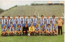 FOOTBALL BERGMANN SAMMELBILD KÖNIG Fußball Nr. 4  HERTHA BSC BERLIN 1972/73