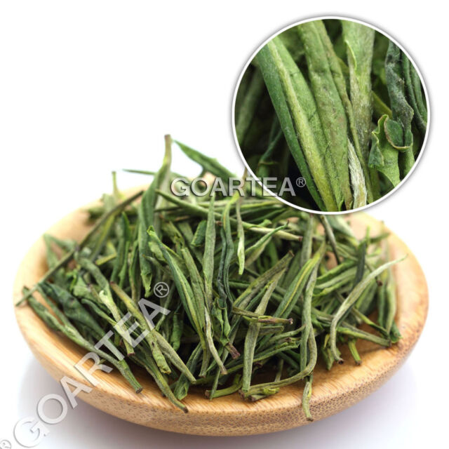 Organic Supreme Huang Shan Mao Feng MaoFeng Spring Loose Leaf Chinese GREEN TEA