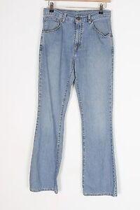 Levis-525-Bootcut-Jeans-Light-blue-W30-L32-UK12-HCG