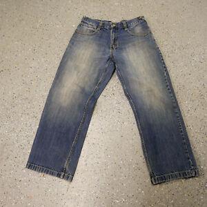 VTG-90s-SOUTHPOLE-URBAN-ACTIVE-Jeans-34-HipHop-Skater-Baggy