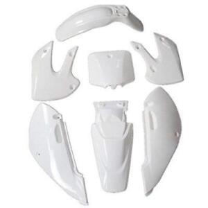 3l Kawasaki White Plastic Klx 110 Drz110 Klx//drz 110 Ps18