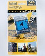 Bushnell Back-Track Fishtrack GPS 360600 Handheld Navigation Device Easy Use