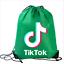 Boys-Girls-Tik-Tok-Drawstring-Backpack-PE-Swim-Gym-Sports-School-Bag-Rucksack-UK thumbnail 8