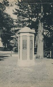 CLAVERACK-NY-World-War-1-and-World-War-2-Monument