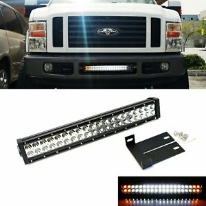 2008 ford f550 6 4 wiring strobe function lower grill led ligth bar w bracket wire for 08  strobe function lower grill led ligth