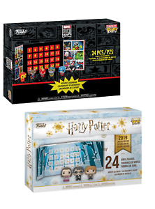 Ooshies Harry Potter Advent Calendar with 24 Figures