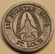 131st Fighter Wing St. Louis Air Force Challenge Coin