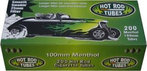15x-Boxes-Hot-Rod-Menthol-100mm-3-000-Tubes-Cigarette-Tube-Tobacco-Green