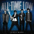 Dirty Work by All Time Low (CD, Jun-2011, Geffen)
