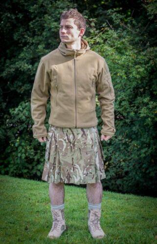 Hunting Limited Edition Highlander HMTC Multicam Combat Kilt Stag Military