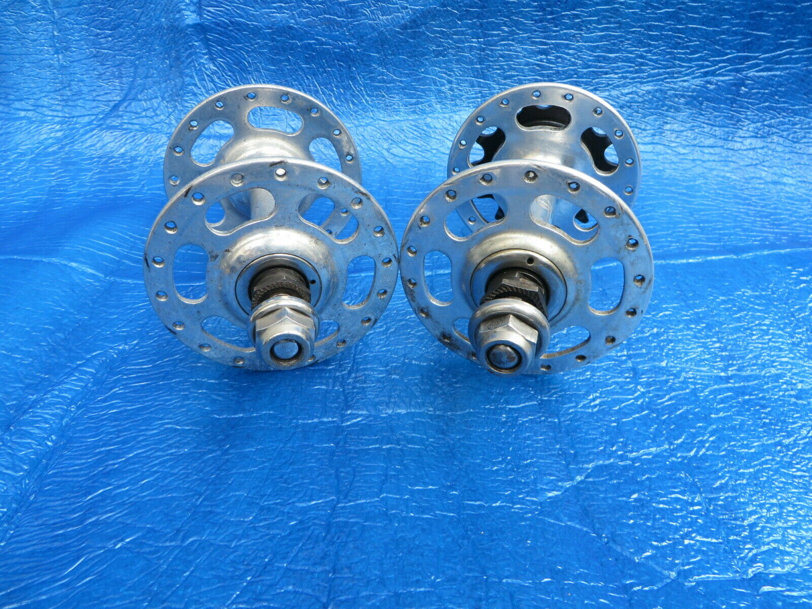 Campagnolo Record 36H F&R Hub set  NJS Approved Fixed Gear Fixie 19021103