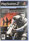 COMPLET jeu PROJECT SNOWBLIND sur playstation 2 PS2 en francais juego gioco TBE