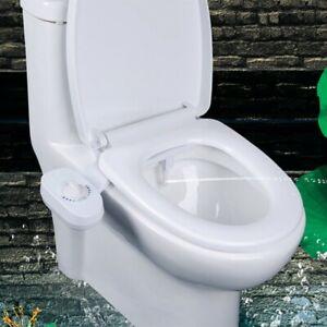 NEW-Bidet-Fresh-Water-Spray-Mechanical-Bidet-Toilet-Seat-Attachment-Non-Electric