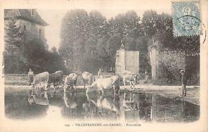 Villefranche-Sur-Saone-Foncraine