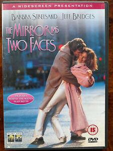 El-Espejo-Tiene-Dos-Caras-DVD-1996-Pelicula-con-Barbra-Streisand-y-Jeff-Bridges